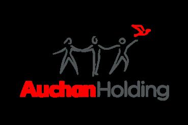auchan holding logo
