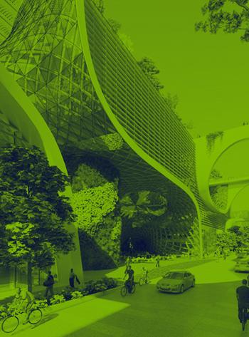 Un jour, nos villes ressembleront à des forêts !