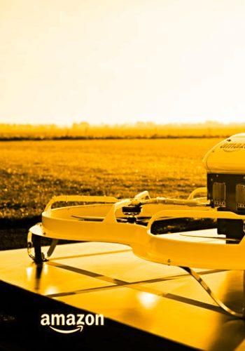 Un jour, les drones livreront à ma porte.