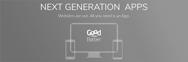 good-barber-retail-application
