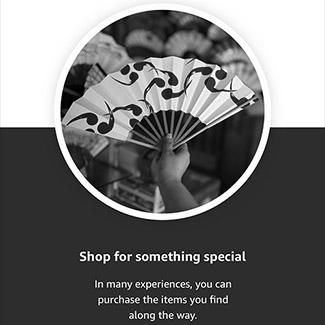 """""""achetez quelque chose de spécial"""""""