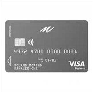a visa bank card