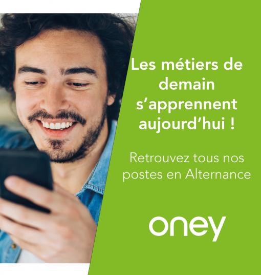 Oney soutient l'emploi des jeunes et ouvre un appel à candidature pour recruter ses futurs alternants