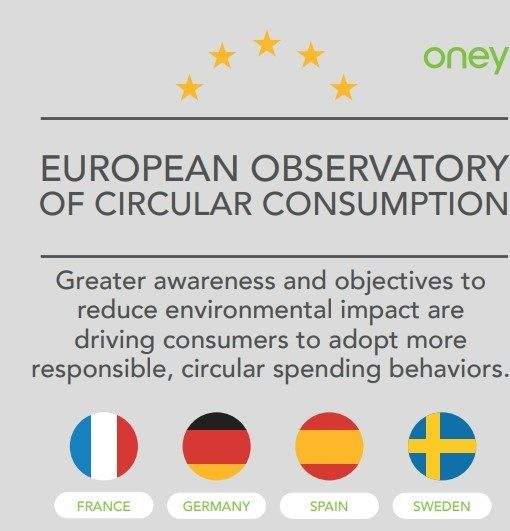 Oney further supports the evolving circular economy landscape, by launching the first European Observatory of Circular Consumption